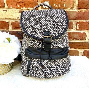 MADDEN GIRL Bbenji Diamond Design Backpack